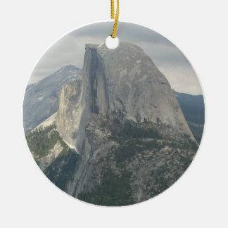 Yosemite Half Dome Christmas Tree Ornaments
