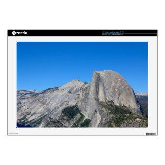 """Yosemite Half Dome Skin For 17"""" Laptop"""