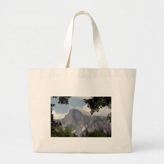 Yosemite Half Dome Tote Bags