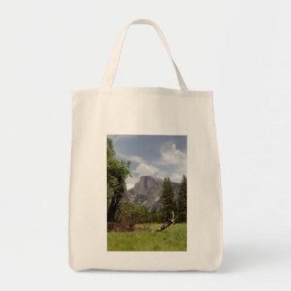 Yosemite Halfdome Bolsa Lienzo