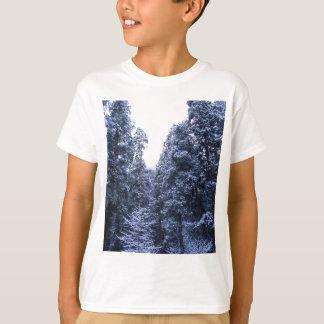 Yosemite in the Winter T-Shirt
