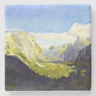 Yosemite, Inspiration Point Stone Coaster