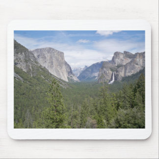 Yosemite Lake and Mountains Products Mouse Pad