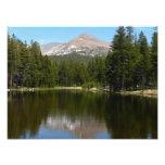 Yosemite Lake Reflection Photo Print