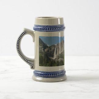 Yosemite Lower Falls Beer Stein