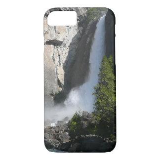 Yosemite Lower Falls from Yosemite National Park iPhone 8/7 Case