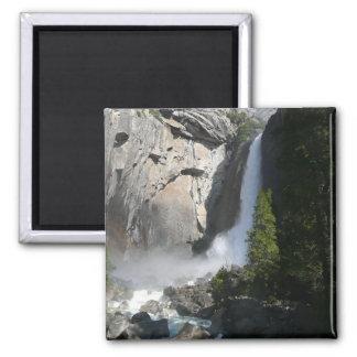 Yosemite Lower Falls from Yosemite National Park Magnet