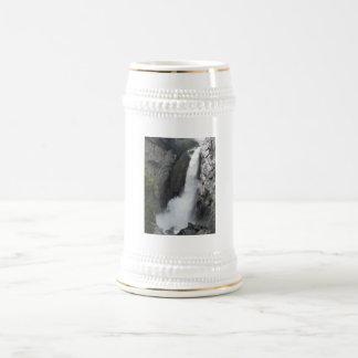 Yosemite Lower Falls Coffee Mugs