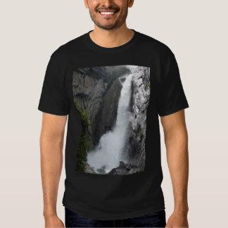 Yosemite Lower Falls Tshirts