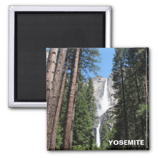 YOSEMITE Magnet! 2 Inch Square Magnet