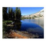 Yosemite May Lake Postcard