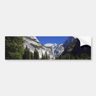 Yosemite Meadows Bumper Sticker