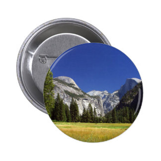 yosemite Meadows Button