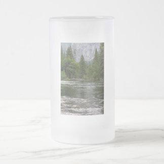 Yosemite Merced River Mugs