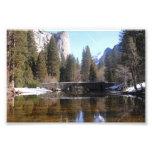 Yosemite, Merced River Photographic Print