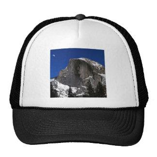 Yosemite Moonrisehalf Dome Trucker Hat