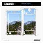 Yosemite Motorola Devour Skins