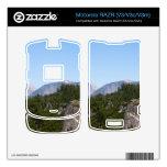 Yosemite Motorola RAZR Skin