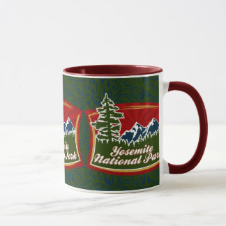 Yosemite Mountain Mug