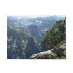 Yosemite Mountain View in Yosemite National Park Doormat