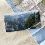 Yosemite Mountain View in Yosemite National Park License Plate