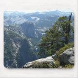 Yosemite Mountain View in Yosemite National Park Mouse Pad