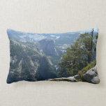Yosemite Mountain View in Yosemite National Park Pillow