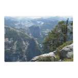 Yosemite Mountain View in Yosemite National Park Placemat