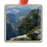 Yosemite Mountain View Ornament