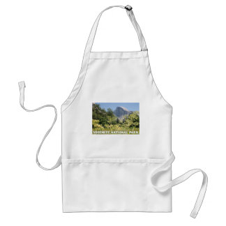 Yosemite National Park Adult Apron