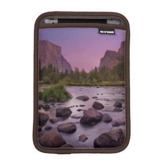 Yosemite National Park at Dusk Sleeve For iPad Mini