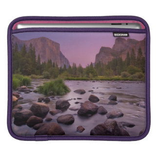 Yosemite National Park at Dusk Sleeves For iPads
