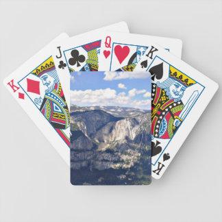 Yosemite National Park (B) Bicycle Playing Cards