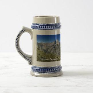 Yosemite National Park Beer Stein