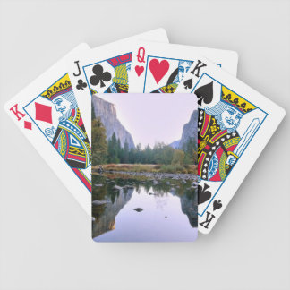 Yosemite National Park Bicycle Playing Cards