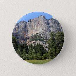 Yosemite national park, California Button