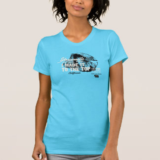 Yosemite National Park California Half Dome IMITTT T-Shirt