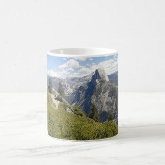 Yosemite National Park California Half Dome Valley Coffee Mug