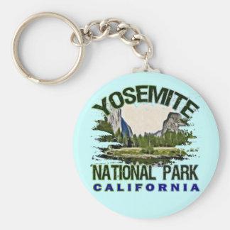 Yosemite National Park, California Key Chain