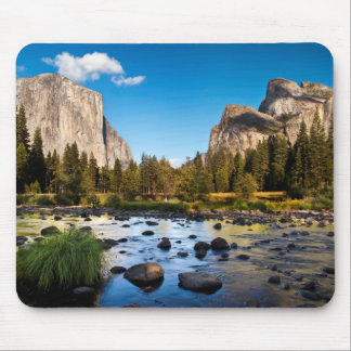 Yosemite National Park, California Mouse Pad