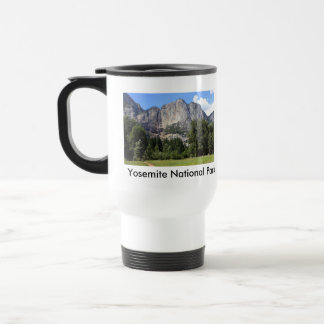 Yosemite national park, California 15 Oz Stainless Steel Travel Mug