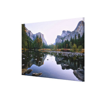 Yosemite National Park Stretched Canvas Print