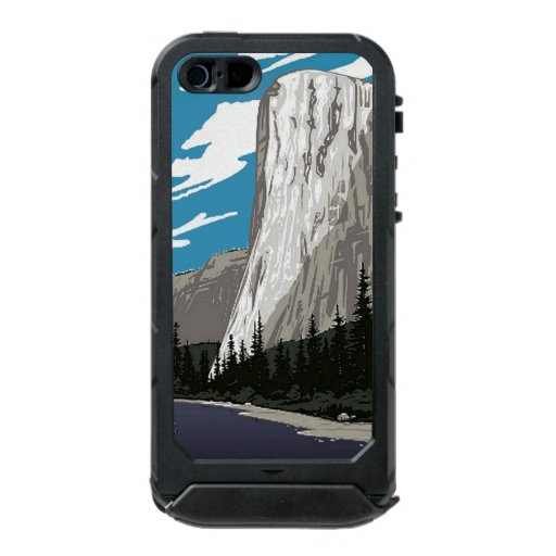 Yosemite National Park El Capitan Waterproof Case For iPhone SE/5/5s