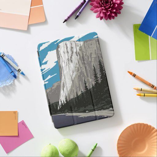 Yosemite National Park El Capitan iPad Pro Cover