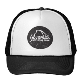 Yosemite National Park Half Dome Logo Hat