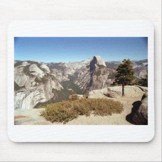 Yosemite National Park, Half Dome Mountain, USA Mouse Pad