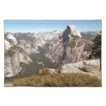 Yosemite National Park, Half Dome Mountain, USA Place Mat