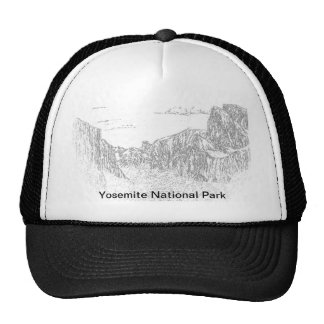Yosemite National Park hat Trucker Hats