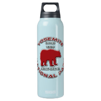 Yosemite National Park Insulated Water Bottle