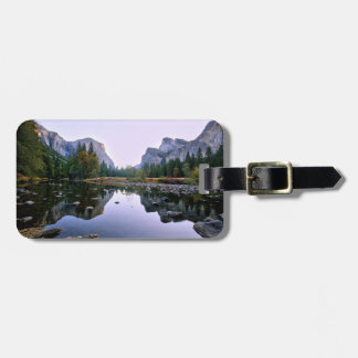 Yosemite National Park Tags For Bags